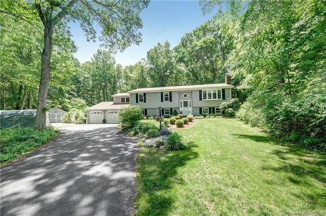 415 Hidden Lake Road, Haddam, CT 06441 (MLS #170407968) :: The Higgins Group - The CT Home Finder
