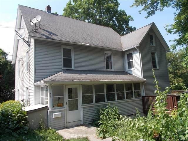 75 Maple Street, Seymour, CT 06483 (MLS #170407981) :: Spectrum Real Estate Consultants