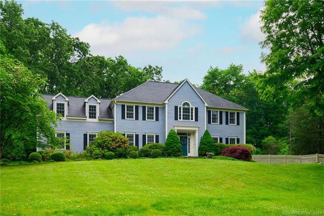 6 Stone Gate Drive, Newtown, CT 06482 (MLS #170408076) :: Spectrum Real Estate Consultants