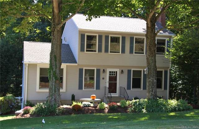 73 Mountain Ridge Drive, Coventry, CT 06238 (MLS #170408115) :: Spectrum Real Estate Consultants