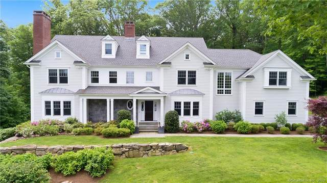 71 Welles Lane, New Canaan, CT 06840 (MLS #170408127) :: Around Town Real Estate Team