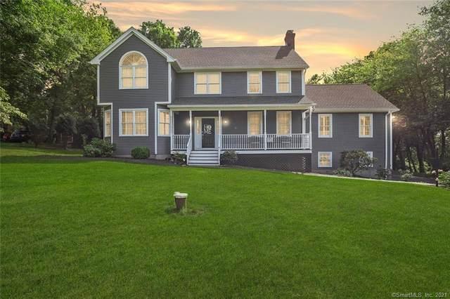 24 Mountain Manor Road, Newtown, CT 06482 (MLS #170408128) :: Spectrum Real Estate Consultants