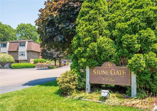 130 Fillow Street #17, Norwalk, CT 06850 (MLS #170408139) :: Spectrum Real Estate Consultants