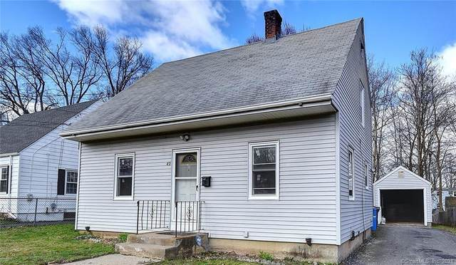 49 Bannister Street, Hartford, CT 06106 (MLS #170408155) :: Anytime Realty