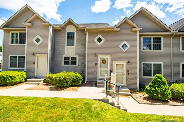 64 Scotch Cap Road #121, Waterford, CT 06375 (MLS #170408162) :: Next Level Group