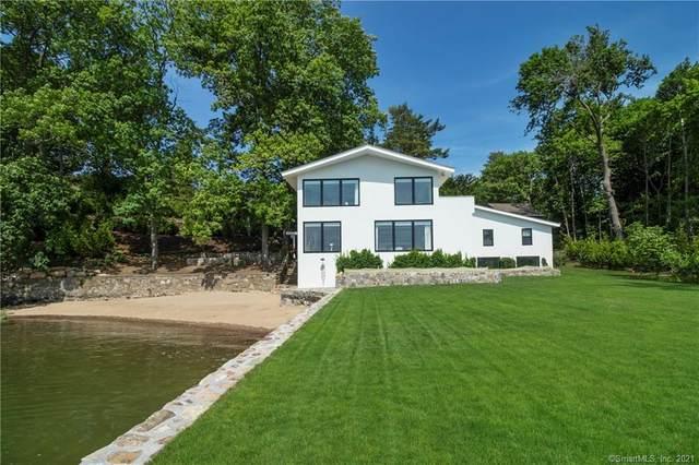 31 Bluff Avenue, Norwalk, CT 06853 (MLS #170408192) :: Spectrum Real Estate Consultants