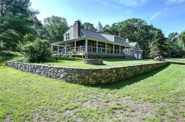 44 Brush Hill Road, Lyme, CT 06371 (MLS #170408211) :: Spectrum Real Estate Consultants