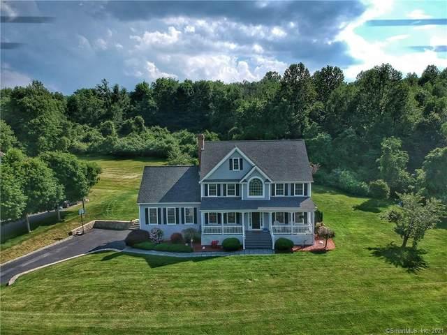 16 Hazel Woods Drive, Woodbury, CT 06798 (MLS #170408234) :: Spectrum Real Estate Consultants
