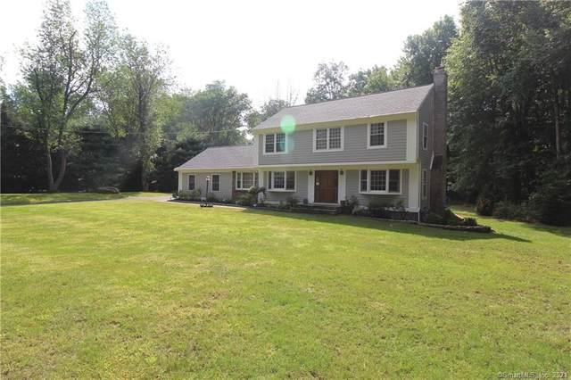 281 Wood House Road, Fairfield, CT 06824 (MLS #170408269) :: Spectrum Real Estate Consultants