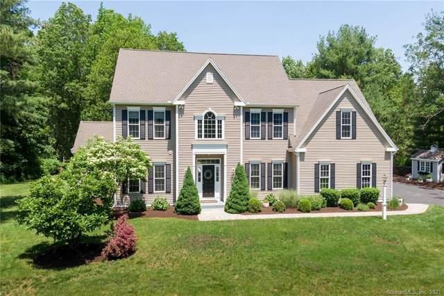 4 Fleetwood Drive, Simsbury, CT 06070 (MLS #170408276) :: Spectrum Real Estate Consultants