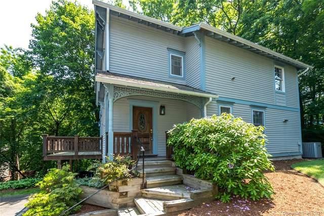 9 Blue Mountain Ridge #9, Norwalk, CT 06851 (MLS #170408281) :: Spectrum Real Estate Consultants