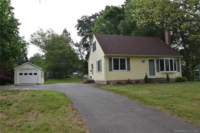 32 Christopher Drive, Vernon, CT 06066 (MLS #170408291) :: Spectrum Real Estate Consultants