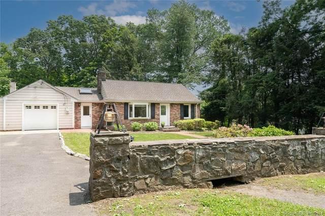 2761 High Ridge Road, Stamford, CT 06903 (MLS #170408374) :: Spectrum Real Estate Consultants