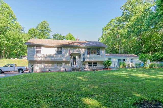 497 Colonel Ledyard Highway, Ledyard, CT 06339 (MLS #170408382) :: Spectrum Real Estate Consultants