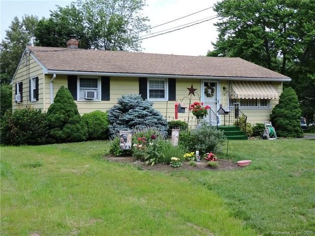 11 Brent Drive, Vernon, CT 06066 (MLS #170408386) :: Spectrum Real Estate Consultants