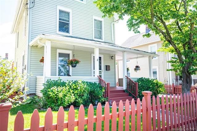 4 Ridge Street, Norwalk, CT 06854 (MLS #170408437) :: Team Feola & Lanzante | Keller Williams Trumbull