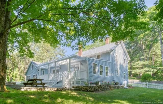 44 Park Road, Woodbury, CT 06798 (MLS #170408493) :: Tim Dent Real Estate Group