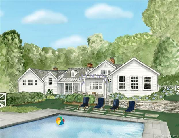 1 Fieldcrest Road, Westport, CT 06880 (MLS #170408523) :: The Higgins Group - The CT Home Finder