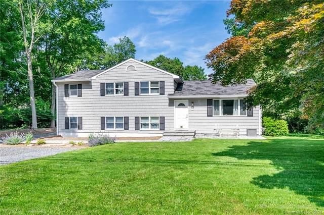 30 Midrocks Drive, Norwalk, CT 06851 (MLS #170408550) :: Spectrum Real Estate Consultants