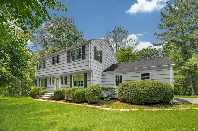 283 Buttery Road, New Canaan, CT 06840 (MLS #170408557) :: Cameron Prestige