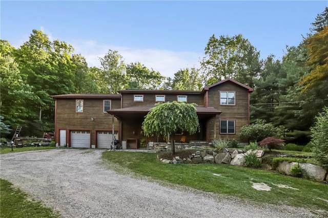 646 Branchville Road, Ridgefield, CT 06877 (MLS #170408561) :: Sunset Creek Realty