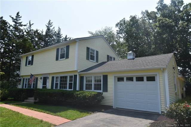 12 Cutter Drive, Stonington, CT 06355 (MLS #170408569) :: Linda Edelwich Company Agents on Main