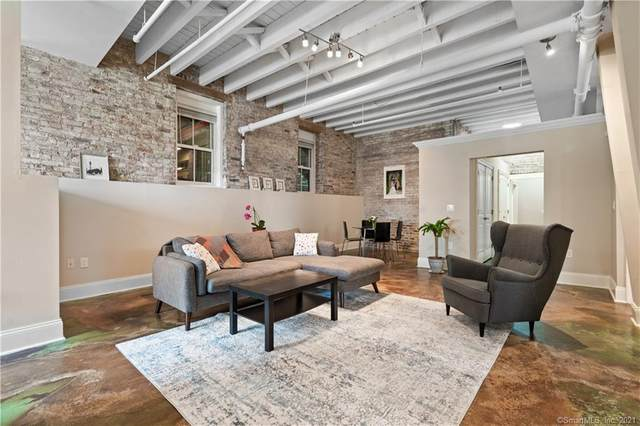 43 Chestnut Street #60, New Haven, CT 06511 (MLS #170408576) :: Michael & Associates Premium Properties | MAPP TEAM