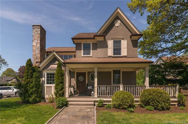5 Dale Drive, Greenwich, CT 06831 (MLS #170408590) :: Spectrum Real Estate Consultants