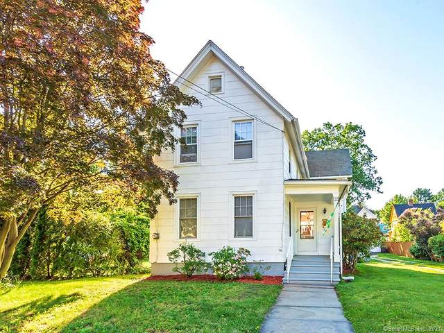 72 Lincoln Street, New Britain, CT 06052 (MLS #170408619) :: Around Town Real Estate Team
