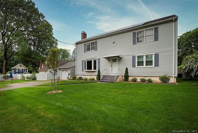 12 Bliss Avenue, Hamden, CT 06517 (MLS #170408638) :: Spectrum Real Estate Consultants