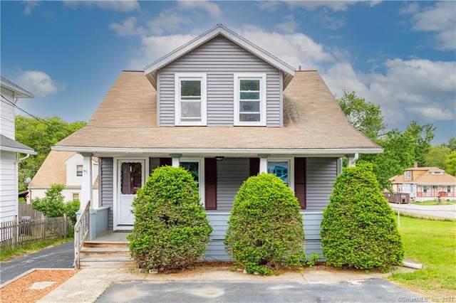 16 Vandall Street, Thompson, CT 06255 (MLS #170408665) :: Kendall Group Real Estate | Keller Williams