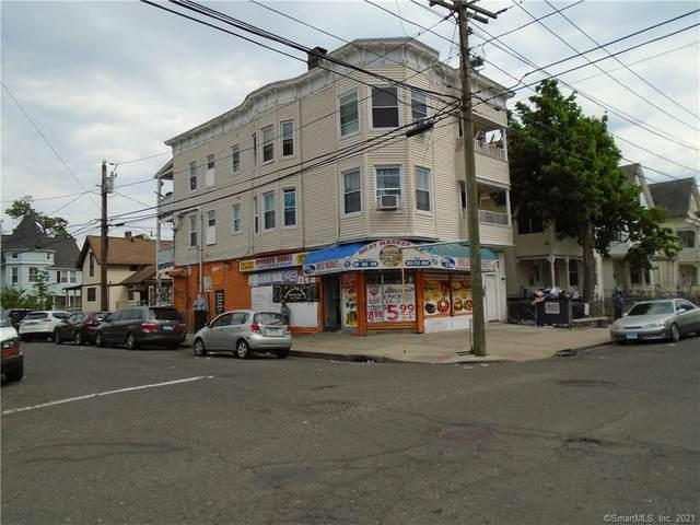 610 William Street, Bridgeport, CT 06608 (MLS #170408691) :: Spectrum Real Estate Consultants