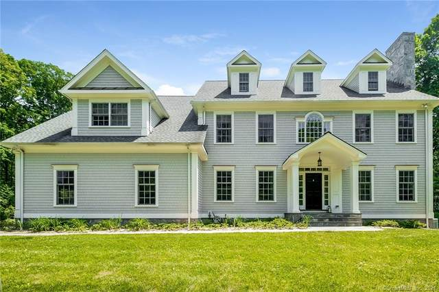 319 Mountain Road, Wilton, CT 06897 (MLS #170408701) :: The Higgins Group - The CT Home Finder