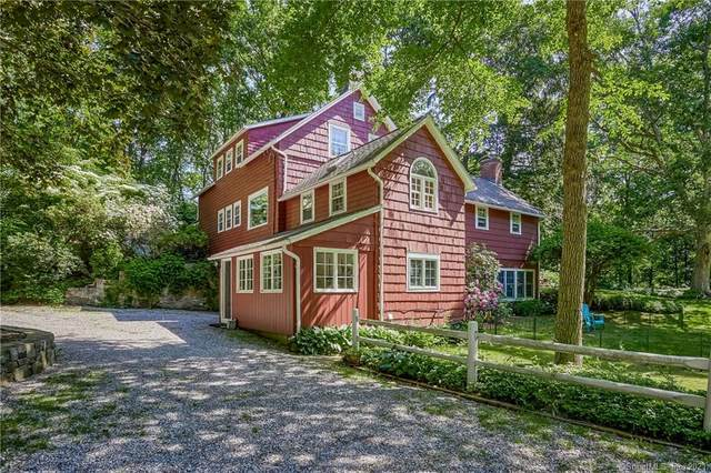 31 Deforest Road, Wilton, CT 06897 (MLS #170408713) :: The Higgins Group - The CT Home Finder