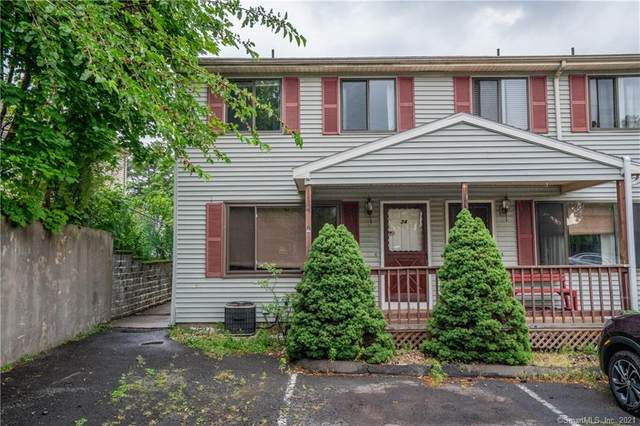 151 Newington Avenue #24, New Britain, CT 06051 (MLS #170408723) :: Hergenrother Realty Group Connecticut