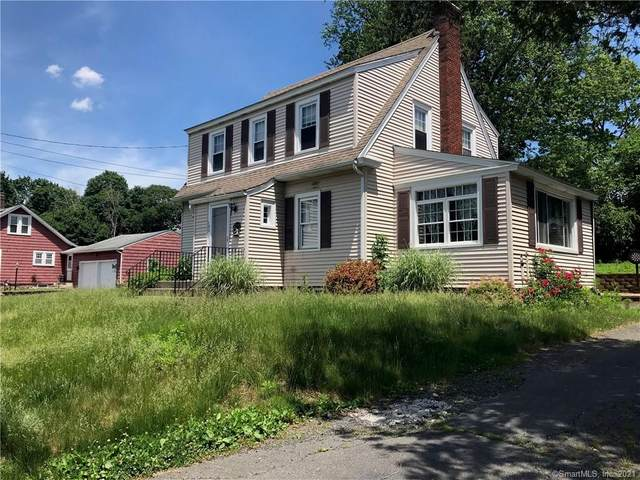 109 Johnson Street, Naugatuck, CT 06770 (MLS #170408740) :: The Higgins Group - The CT Home Finder