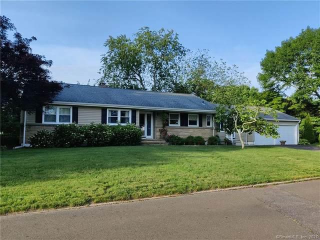 85 Overland Drive, Stratford, CT 06614 (MLS #170408741) :: Spectrum Real Estate Consultants