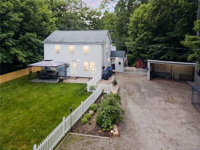 1415 Mapleton Avenue, Suffield, CT 06078 (MLS #170408772) :: Next Level Group