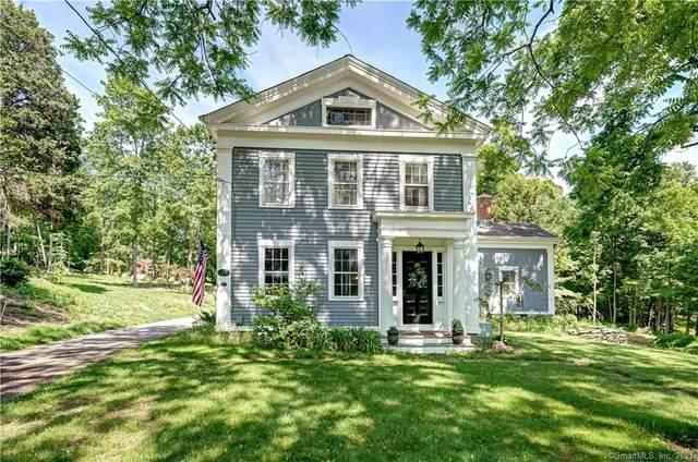 555 Amity Road, Woodbridge, CT 06525 (MLS #170408780) :: Spectrum Real Estate Consultants