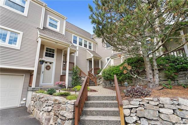1103 Foxboro Drive #1103, Norwalk, CT 06851 (MLS #170408789) :: Spectrum Real Estate Consultants