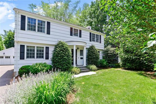1225 Holland Hill Road, Fairfield, CT 06824 (MLS #170408791) :: Spectrum Real Estate Consultants
