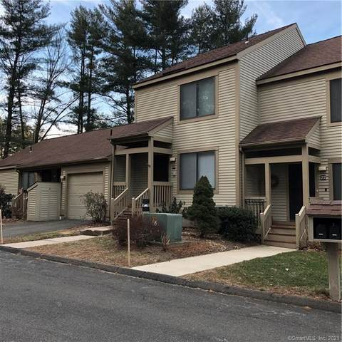 23 Putnam Lane #23, Avon, CT 06001 (MLS #170408859) :: Hergenrother Realty Group Connecticut