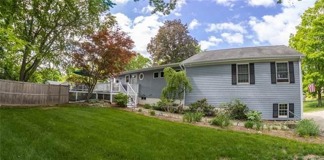 6 Stonecrop Road S, Norwalk, CT 06851 (MLS #170408867) :: Spectrum Real Estate Consultants