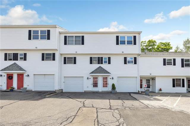 6 Commodore Commons #6, Derby, CT 06418 (MLS #170408914) :: Spectrum Real Estate Consultants