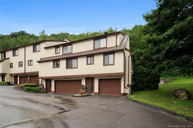 181 Beacon Hill Common #181, Beacon Falls, CT 06403 (MLS #170408961) :: Carbutti & Co Realtors