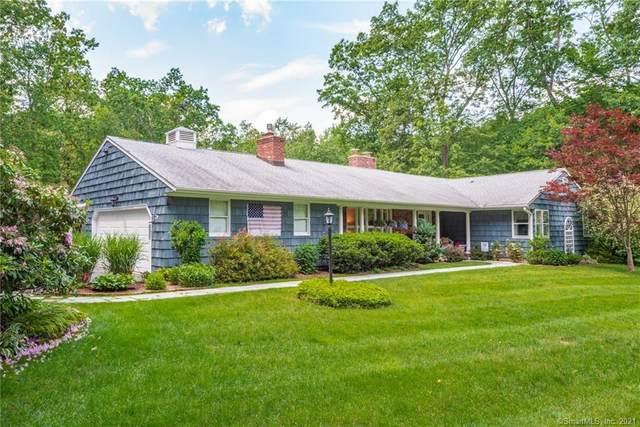 148 Great Hollow Road, Woodbury, CT 06798 (MLS #170408964) :: Spectrum Real Estate Consultants