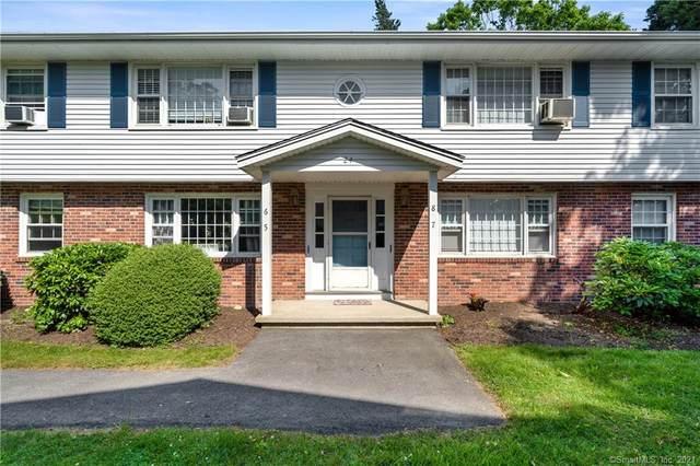 24 College Street #5, Clinton, CT 06413 (MLS #170408991) :: GEN Next Real Estate