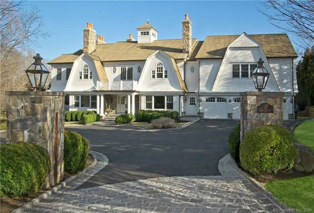 16 Dingletown Road, Greenwich, CT 06830 (MLS #170408997) :: The Higgins Group - The CT Home Finder