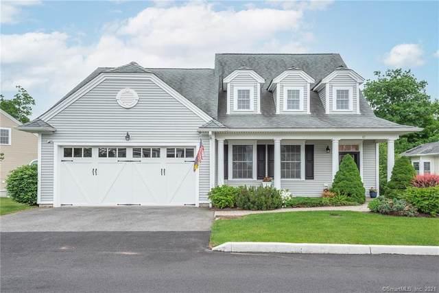 42 Fieldstone Lane #42, Beacon Falls, CT 06403 (MLS #170409028) :: Carbutti & Co Realtors