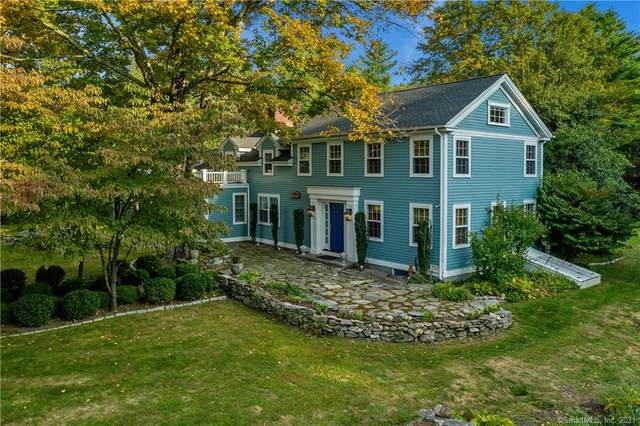 176 Tater Hill Road, East Haddam, CT 06423 (MLS #170409054) :: Chris O. Buswell, dba Options Real Estate
